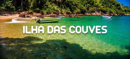 Ilha das Couves, Ubatuba SP: fotos, vídeos, praias, quiosque, trilha e dicas no site Go Ubatuba