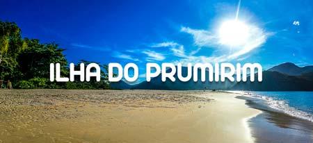 Ilha do Prumirim, Ubatuba SP: travessia, como ir, fotos, vídeos, quiosque, trilha e dicas