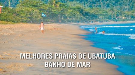 Melhores Praias de Ubatuba para Banho
