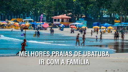 Melhores Praias de Ubatuba para Famílias