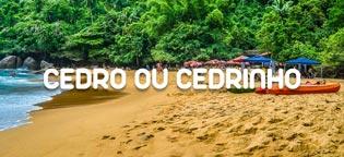 Praia do Cedro (Centro) Ubatuba SP