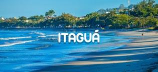 Praia do Itaguá Ubatuba SP
