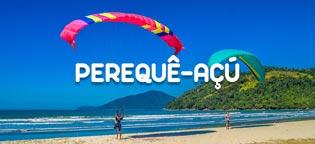 Praia do Perequê-Açú - Praias Região Central Ubatuba