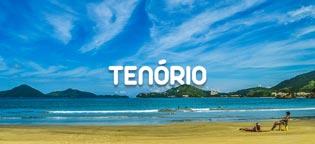 Praia do Tenório Ubatuba SP