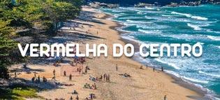 Praia Vermelha do Centro - Praia Vermelhinha - Ubatuba SP