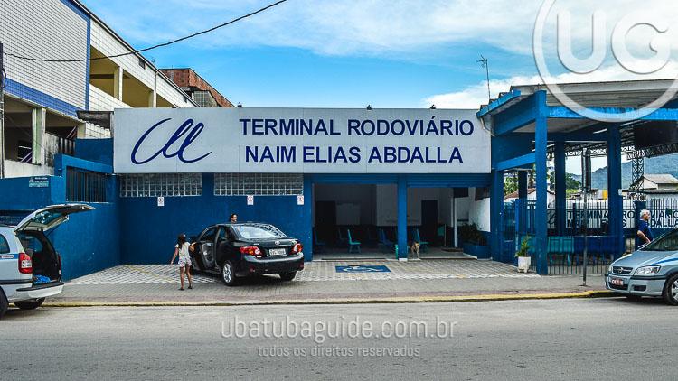 Rodoviária São José - Rodoviária Ubatuba
