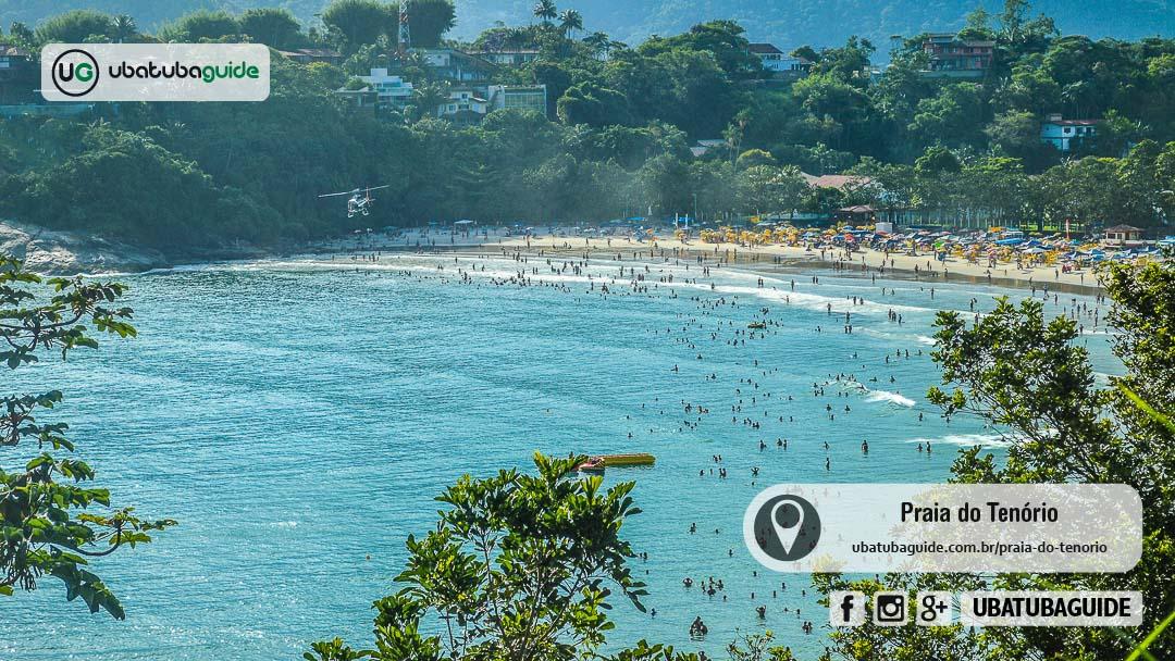praia do ten243rio ubatuba boa para banho e fam237lias ug