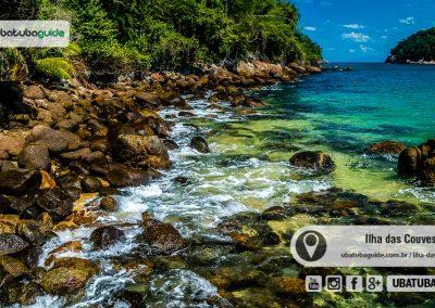 Costeira na Praia da Terra da Ilha das Couves