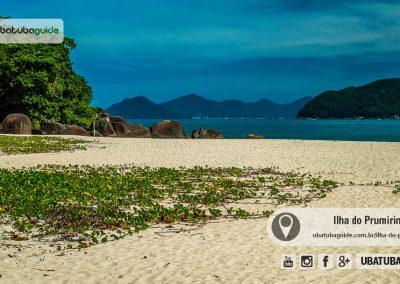Novamente o Jundu se destaca nas areias da ilha com a Praia do Félix em destaque ao fundo