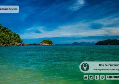 A Ilha do Prumirim é uma excelente escolha para levar crianças, pois suas águas são calmas e translúcidas