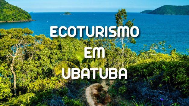 Imagem ilustrativa da página sobre o Ecoturismo em Ubatuba