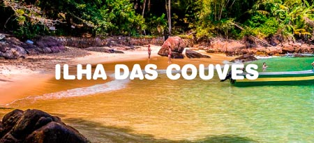Imagem ilustrativa da página sobre a Ilha das Couves em Ubatuba