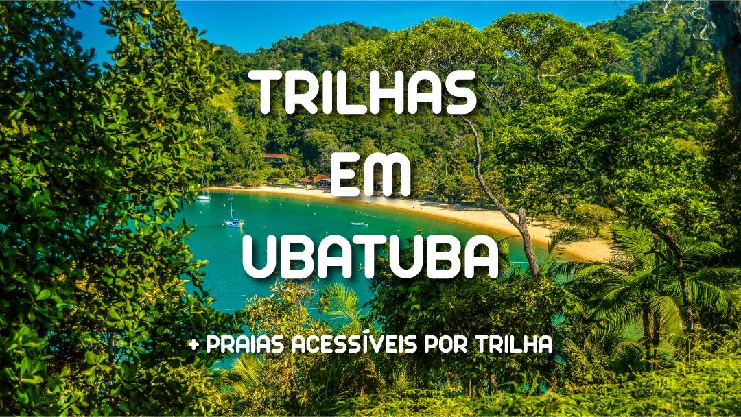 Trekking e Trilhas em Ubatuba: imagem ilustrativa do artigo sobre as Trilhas de Ubatuba