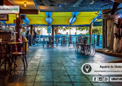 AquaBar, aberto ao público
