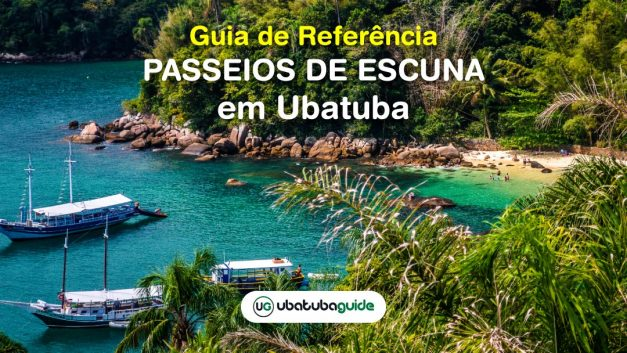Imagem ilustrativa de Passeio de Escuna em Ubatuba