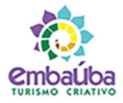 Logo Embaúba Turismo Criativo Ubatuba