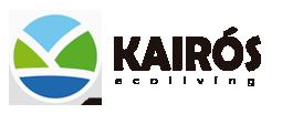 Logo Kairós Ecoliving - Agência receptiva em Ubatuba