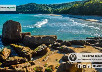 Praia Brava da Almada, Ubatuba SP