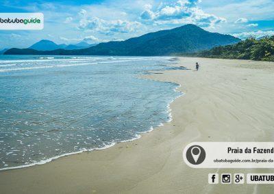 Praia da Fazenda, Ubatuba SP