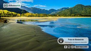 Praias para ir com a família em Ubatuba: Ubatumirim e Estaleiro