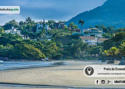 Acessar página da Praia da Enseada em Ubatuba