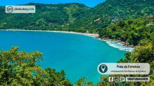 Melhores praias de Ubatuba para famílias: Fortaleza