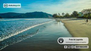 Praias de Ubatuba familiares e boas para levar crianças: Lagoinha