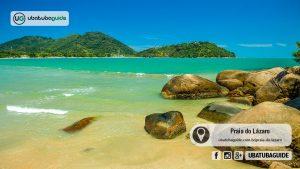 Praias de Ubatuba boas para famílias: Lázaro