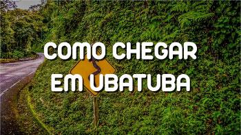 Como chegar em Ubatuba