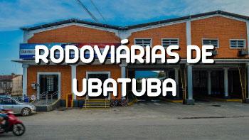 Rodoviária Litorânea de Ubatuba, Rodoviária São José e terminal de ônibus urbano